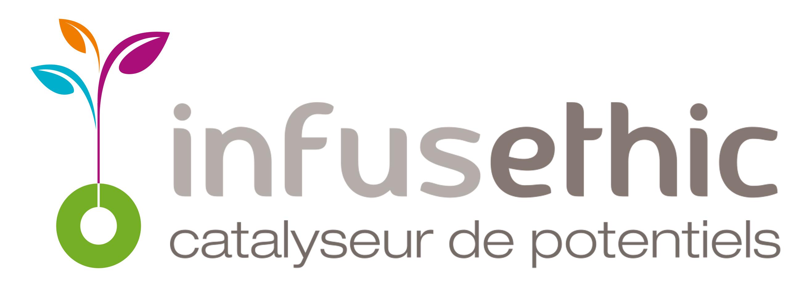 Logo Infusethic catalyseur de potentiels conseil en stratégie